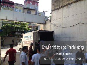 Chuyển văn phòng Hà Nội là đường Nguyễn Công Trứ