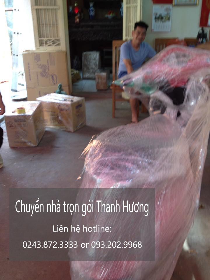 Dịch vụ chuyển văn phòng Hà Nội tại phố Cầu Mây