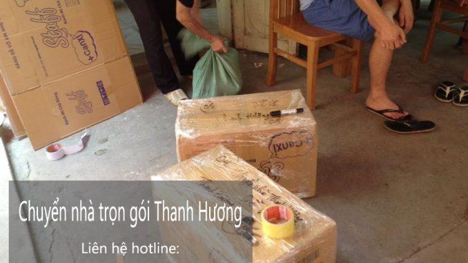 Dịch vụ chuyển văn phòng Hà Nội tại phố Cổ Tân