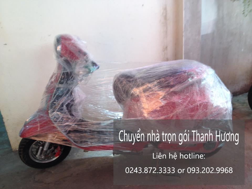 Dịch vụ chuyển văn phòng tại phố Đông Thái