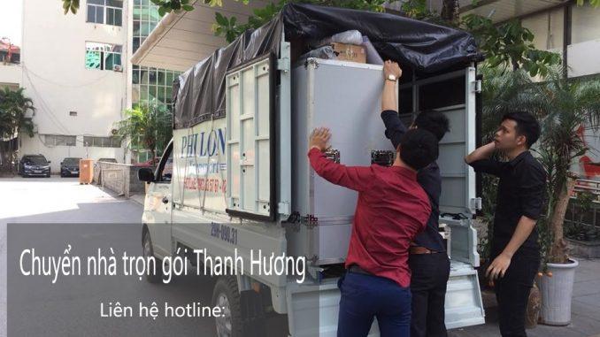 Dịch vụ chuyển văn phòng Hà Nội tại phố Thể Giao