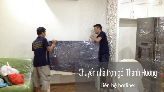 Dịch vụ chuyển văn phòng trọn gói tại phố Nguyễn Lương Bằng