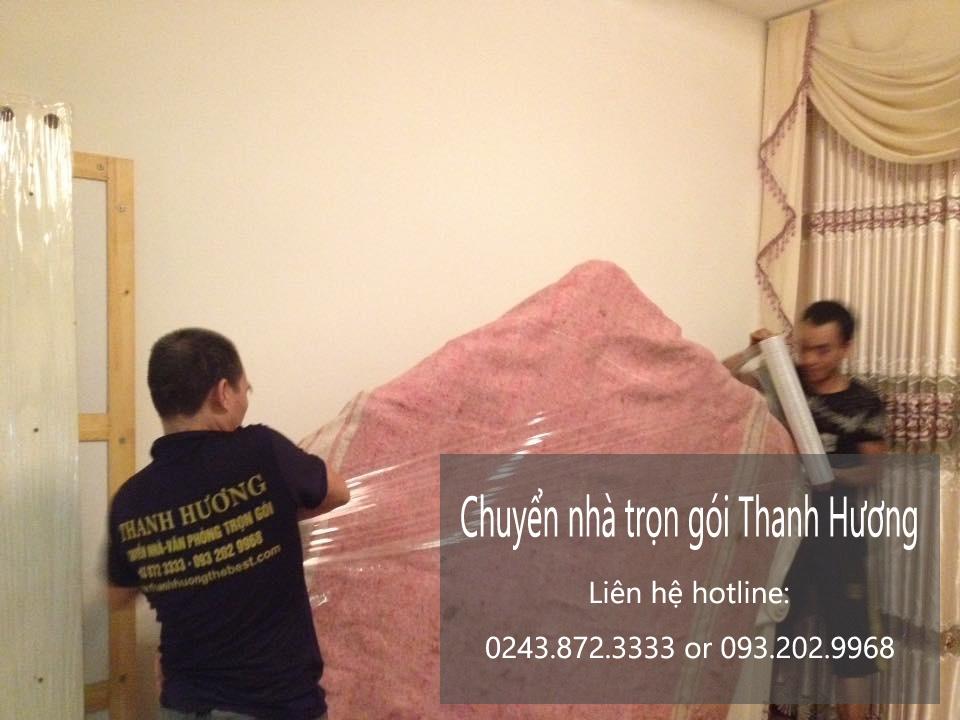 Dịch vụ chuyển văn phòng Hà Nội tại phố Nguyễn Thị Thập