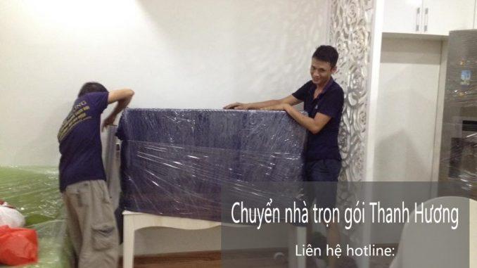 Dịch vụ chuyển văn phòng Hà Nội tại phố Quỳnh Mai 2019