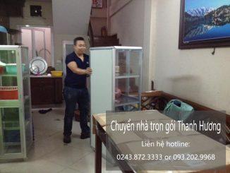 Dịch vụ chuyển văn phòng Hà Nội tại phố Vọng
