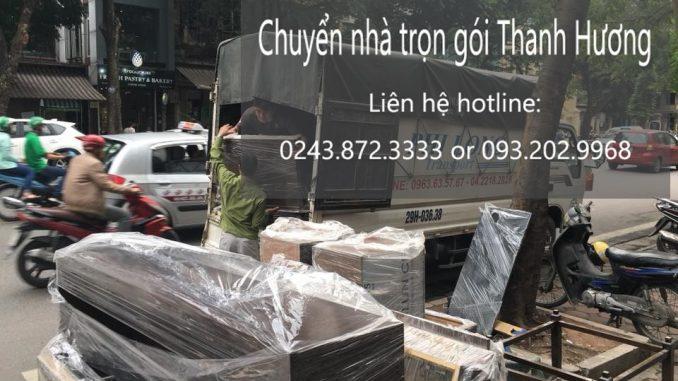 Dịch vụ chuyển văn phòng Hà Nội tại phố Nguyễn Ngọc Vũ