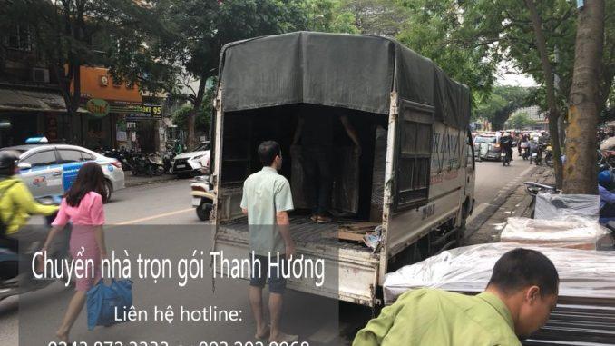 Dịch vụ chuyển văn phòng Hà Nội tại phố Nguyễn Khánh Toàn