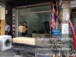 Dịch vụ chuyển văn phòng Hà Nội tại phố Khúc Hạo