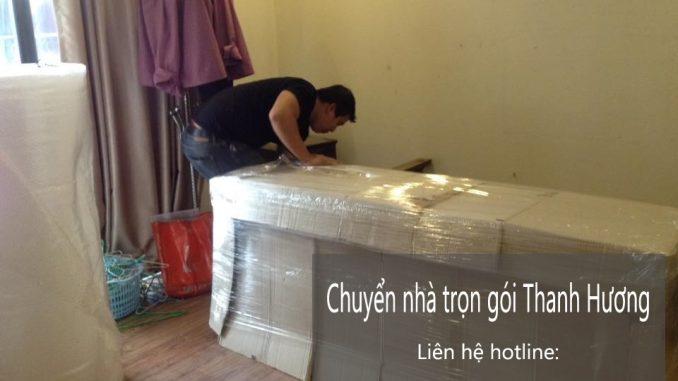 Dịch vụ chuyển văn phòng Hà Nội tại phố Bùi Xuân Phái