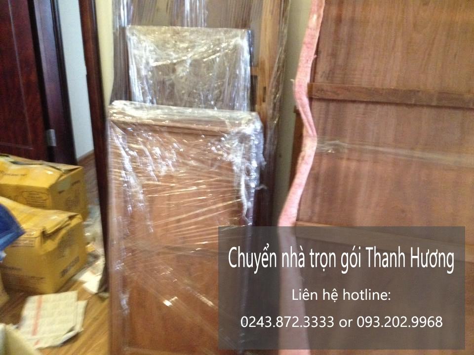 Dịch vụ chuyển văn phòng Hà Nội tại đường La Thành