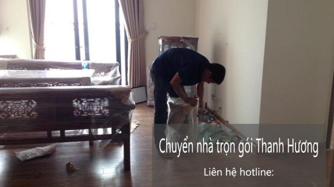 Dịch vụ chuyển văn phòng Hà Nội tại phố Lê Hồng Phong