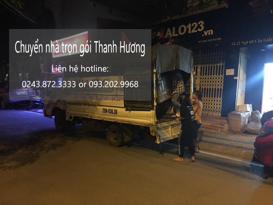 Dịch vụ chuyển văn phòng Hà Nội tại phố Đỗ Đình Thiện