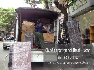 Dịch vụ chuyển văn phòng Hà Nội tại phố Hoàng Diệu