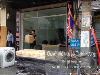 Dịch vụ chuyển văn phòng Hà Nội tại phố Huỳnh Thúc Kháng