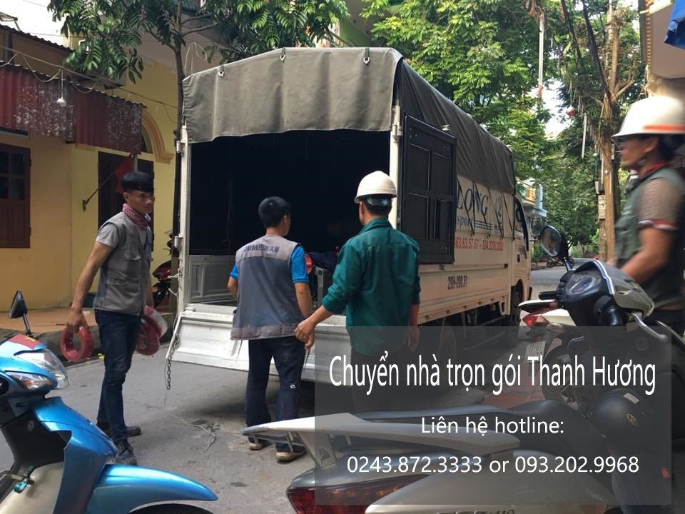 Dịch vụ chuyển văn phòng tại đường Gia Lương