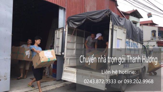 Dịch vụ chuyển văn phòng giá rẻ tại đường Đa Phúc
