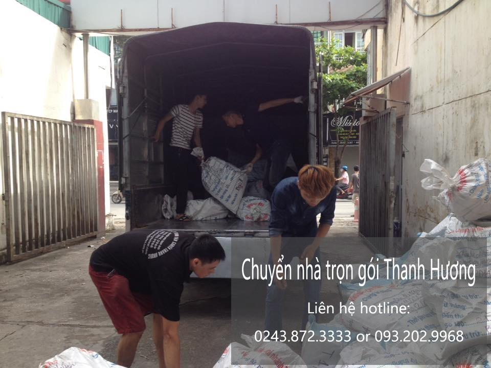 Dịch vụ chuyển văn phòng Hà Nội tại phố Đức Diễn