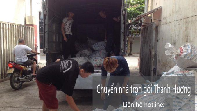 Chuyển văn phòng trọn gói Hà Nội tại phố Nguyễn Trung Ngạn