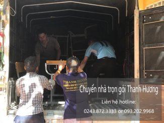 Dịch vụ chuyển văn phòng trọn gói tại phố Lê Văn Lương