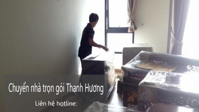 Dịch vụ chuyển văn phòng tại phố Hàng Hòm