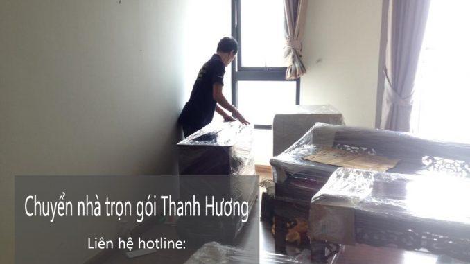 Dịch vụ chuyển văn phòng tại phường Giang Biên