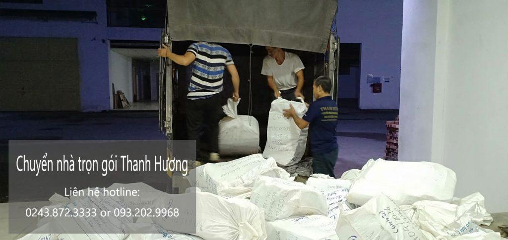 Dịch vụ chuyển văn phòng Hà Nội tại đường Liễu Giai
