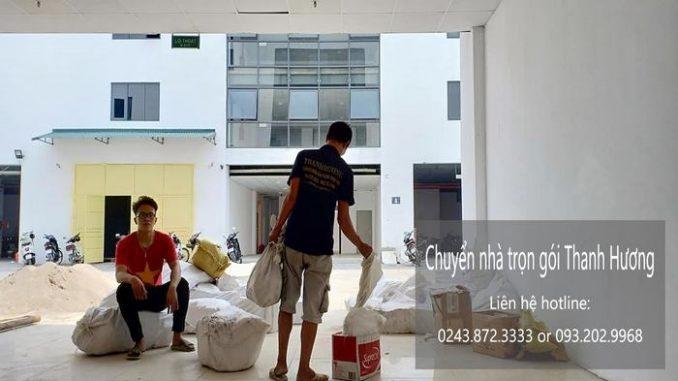 Dịch vụ chuyển văn phòng Hà Nội tại phố Đông Thái