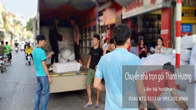 Dịch vụ chuyển văn phòng trọn gói tại phố Hàng Chiếu