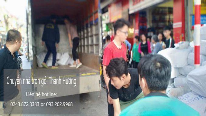 Dịch vụ chuyển văn phòng trọn gói tại phố Đình Ngang