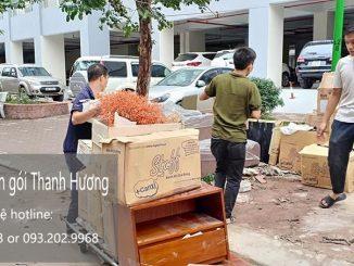 Dịch vụ chuyển văn phòng Hà Nội tại phố Đoàn Thị Điểm