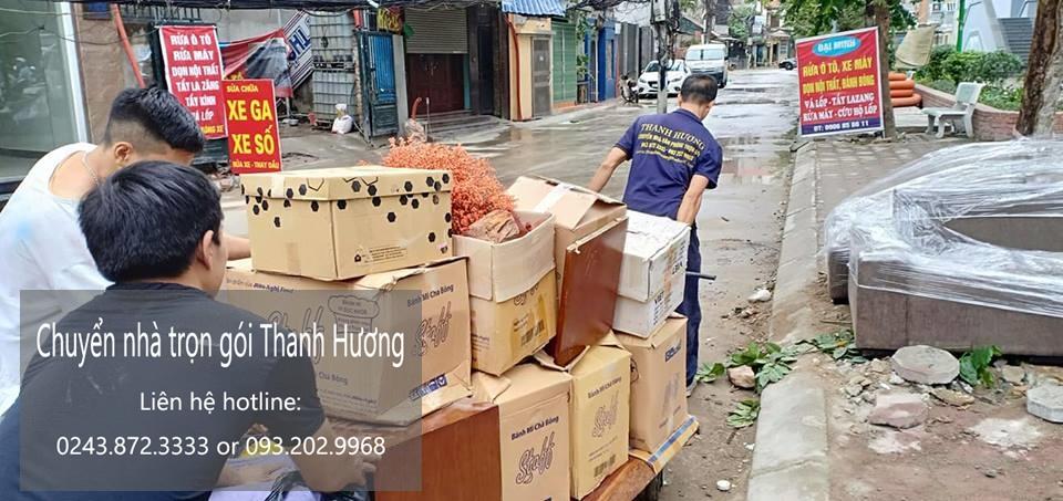 Dịch vụ chuyển văn phòng tại phố Đường Thành