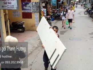 Chuyển văn phòng Hà Nội tại phố Hoàng Văn Thái