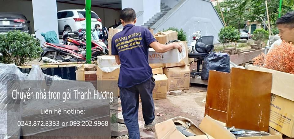 Chuyển văn phòng Hà Nội tại phố Đoàn Nhữ Hài