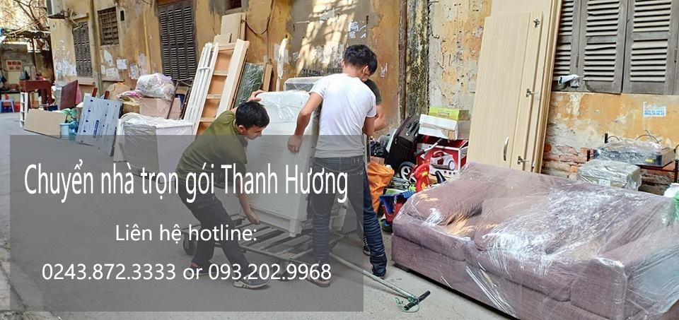 Chuyển văn phòng Hà Nội tại phố Hàng Vôi