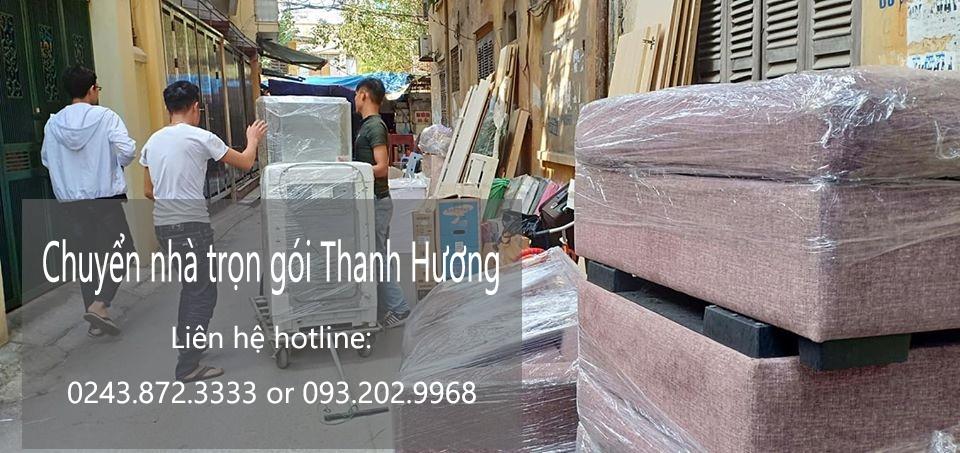 Dịch vụ chuyển văn phòng Hà Nội tại phố Đinh Công Tráng