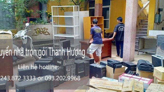 Dịch vụ chuyển văn phòng trọn gói tại phố Hàng Trống