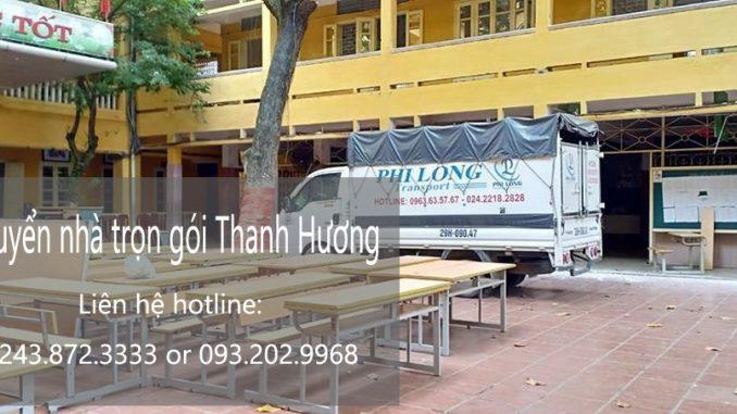 Chuyển văn phòng trọn gói tại phố Phan Đăng Lưu