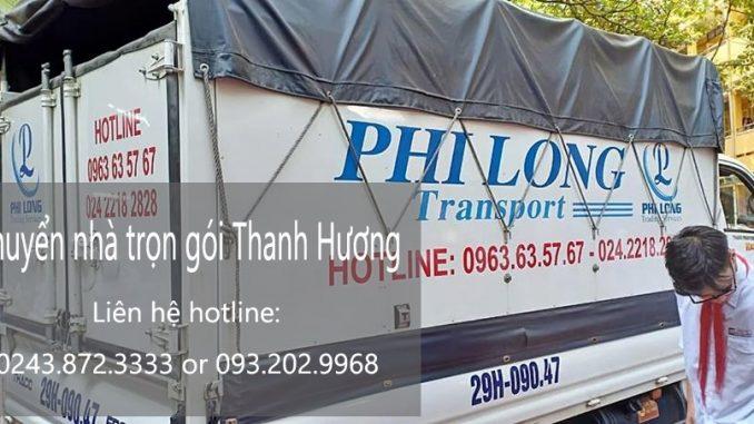 Chuyển văn phòng tại phố Đồng Xuân