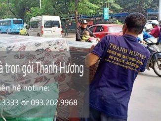 Dịch vụ chuyển văn phòng Hà Nội tại phố Cổng Đục