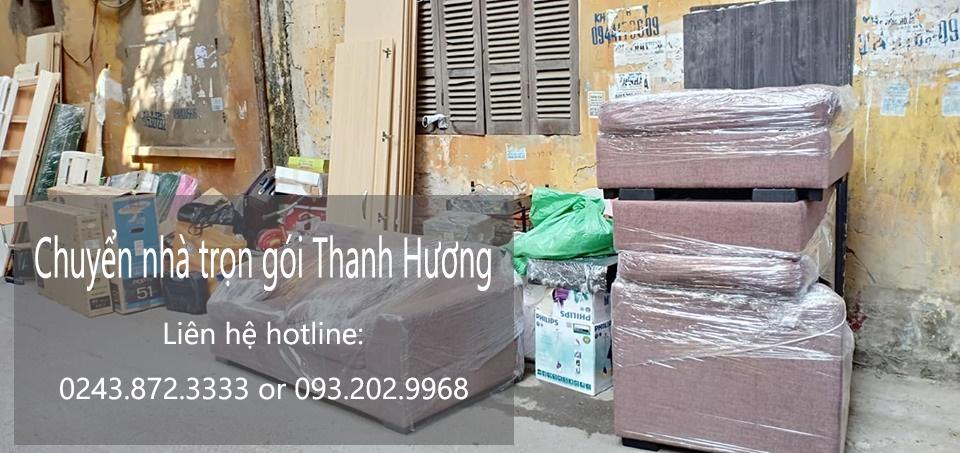 Dịch vụ chuyển văn phòng Hà Nội tại phố Hồng Mai
