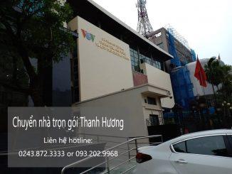 Chuyển văn phòng tại phố Nguyễn Văn Hưởng
