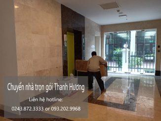 Chuyển văn phòng tại phố Nguyễn Phạm Tuân