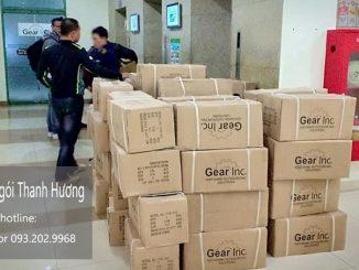 Dịch vụ chuyển văn phòng tại phố Lê Quý Đôn