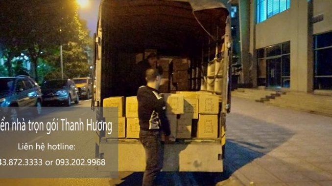 Dịch vụ chuyển văn phòng Hà Nội tại phố Lê Ngọc Hân