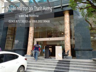 Dịch vụ chuyển văn phòng Hà Nội tại phố Mai Dịch