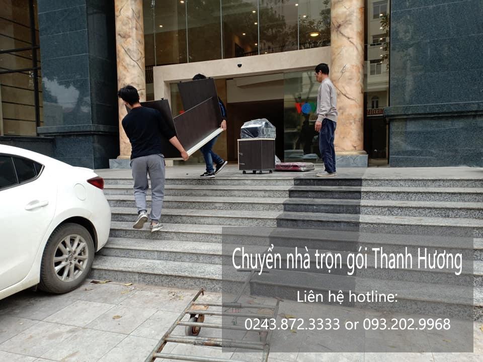 Dịch vụ chuyển văn phòng tại phố Lê Đức Thọ