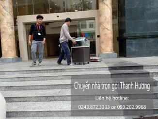 Dịch vụ chuyển văn phòng trọn gói tại phố Mai Hắc Đế