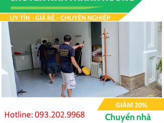 Dịch vụ chuyển văn phòng Hà Nội tại phố Lạc Nghiệp