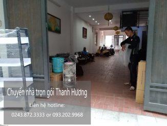 Chuyển văn phòng Hà Nội tại phố Nguyễn Mậu Tài