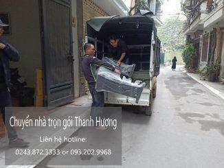 Dịch vụ chuyển văn phòng tại phố Bắc Cầu
